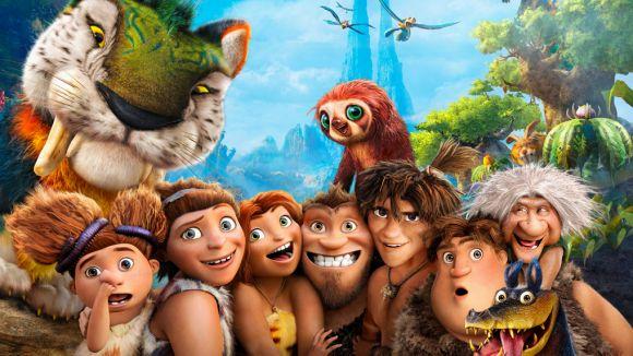Cinema a la fresca a Valldoreix: 'Els Croods'