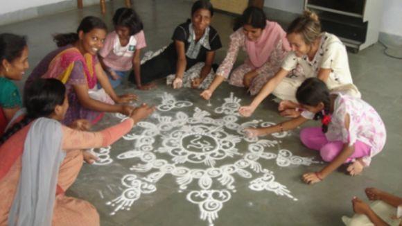 L'ONG Aasara explicarà en un sopar la seva feina a Mumbai