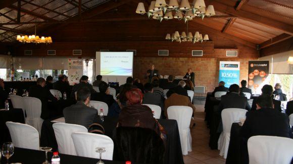 El Club de Fòrum Empresarial acull les trobades d'Aefol sobre networking