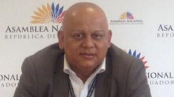 Richard Olivo és el nou cònsul general de l'Equador a Barcelona