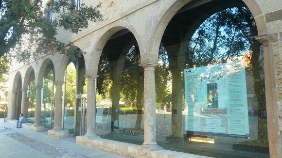 La història del passat dels santcugatencs, al Museu del Monestir