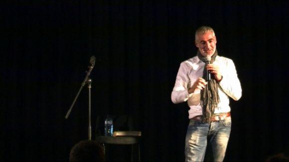Nit de comèdia amb el George Clooney català