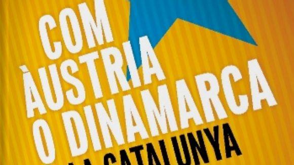 El llibre 'Com Àustria o Dinamarca' es presentarà a la Casa de Cultura