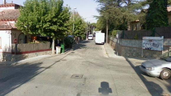 El PSC s'oposa al pla de mobilitat a Valldoreix