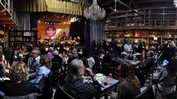 El Siglo proposa un diumenge farcit de música, art i literatura