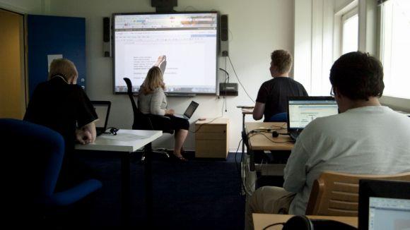 L'entitat ofereix formació i feina a persones autistes / Foto: Specialisterne