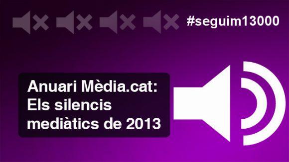 Mèdia.cat vol redactar un llibre per complementar l'Anuari de silencis mediàtics