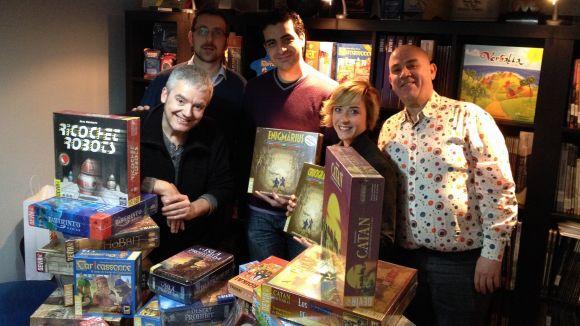 Un santcugatenc guanya el concurs del joc de taula l'Enigmàrius