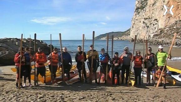 'El temps oportú' navega amb pales groenlandeses