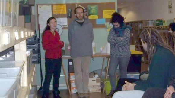 La cooperativa El Cabàs acull l'última sessió del curs sobre els mites alimentaris