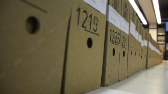 El govern inicia una campanya per trobar els propietaris dels 'papers de Salamanca'