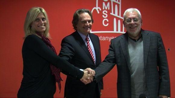 Tràmit Sisquella, benefactora de la nova seu del Club Muntanyenc