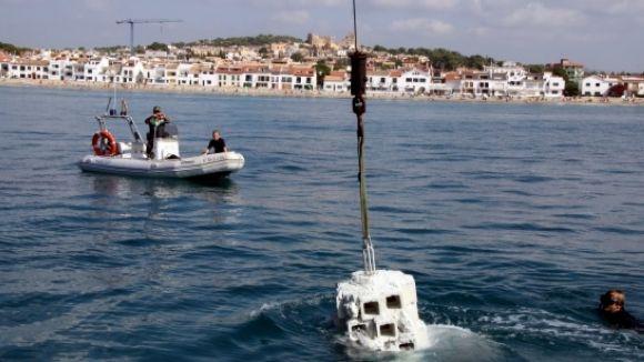 Creat a Sant Cugat un generador d'electricitat a partir de les onades