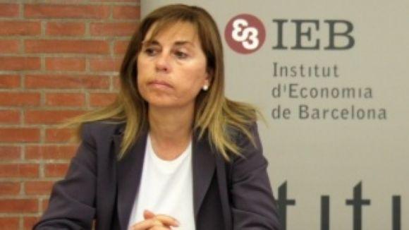 Núria Bosch: 'Una Catalunya independent seria rica i competitiva'
