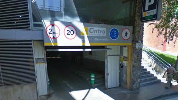 L'Ajuntament apuja un 1,3% els preus dels aparcaments soterrats municipals