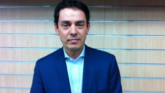 M. Guerrero (CDC): 'El cas català pot ser la guspira per fer una nova Europa'