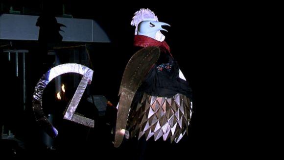 El Gall de Carnaval es presenta a la ciutadania amb un pregó incendiari