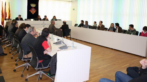 ICV-EUiA demana que es retiri la simbologia franquista encara present a Sant Cugat