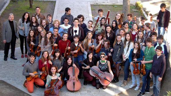 L'escola Fusió completa l'intercanvi amb el centre madrileny Padre Soler del Escorial