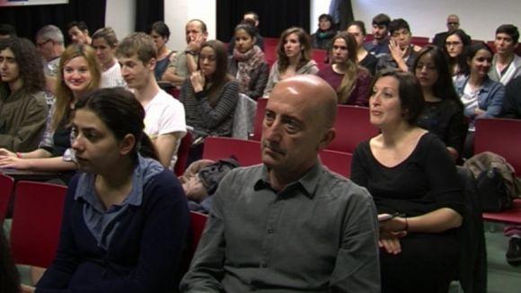 40 joves es plantegen marxar a Alemanya de la mà de CatAzubi2014