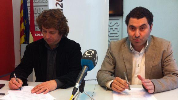 El PSC vol més subvenció a Càritas i Creu Roja per lluitar contra la crisi