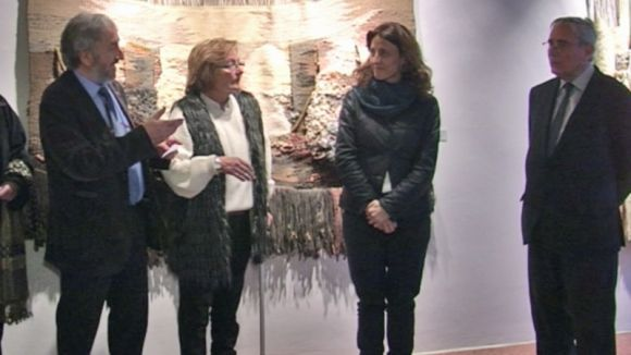 La Canals Galeria d'Art posa en valor les obres de Maria Assumpció Raventós