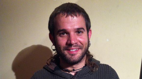 C. Freixas: 'Viatjar m'ha reafirmat en la idea de col·lectivitat dels Països Catalans'
