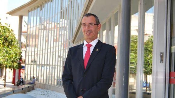 Mor el vicepresident primer de la Cambra de Terrassa, Jordi Amat