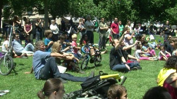El Pícnic Funk atreu més de 400 persones