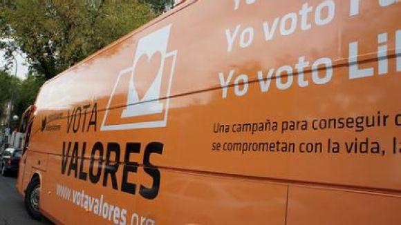 HazteOir.org visitarà Sant Cugat el 18 de maig per les eleccions europees