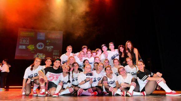 'The Basement Crew', tercer premi d'un concurs de hip-hop de Barcelona