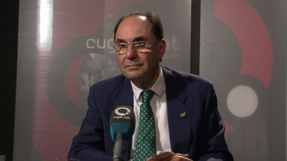 Vidal-Quadras: 'La consulta trencaria la sobirania indivisible espanyola'