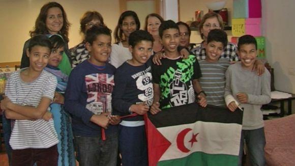 L'SCAPS organitza de nou les 'Vacances en Pau' per acollir 10 infants sahrauís