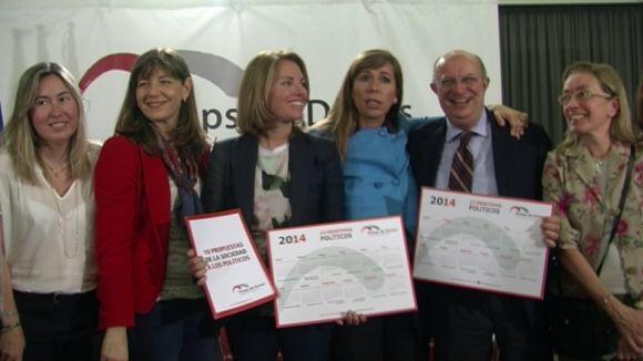 El PP proposa més compromís amb les polítiques d'igualtat europees