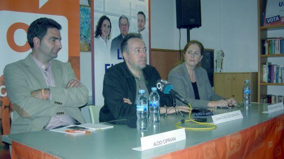 C's veu les europees com el primer assalt contra el bipartidisme espanyol