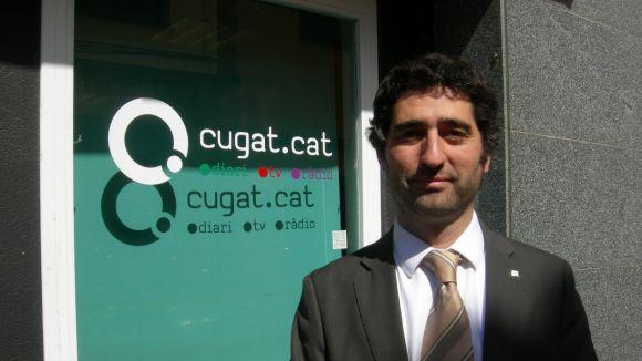 Jordi Puigneró, nou secretari per a la Governança de les Tecnologies de la Informació i la Comunicació