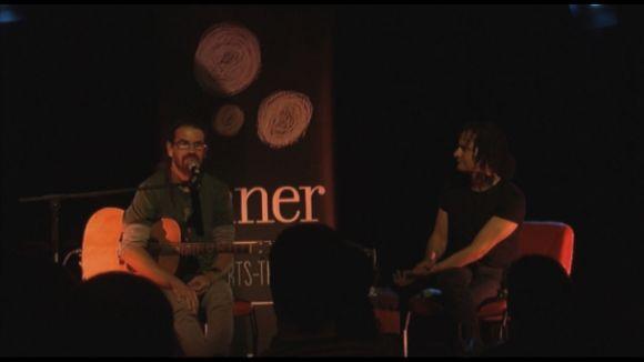 Natxo Tarrés 'es despulla' a la Casa de Cultura de Sant Cugat