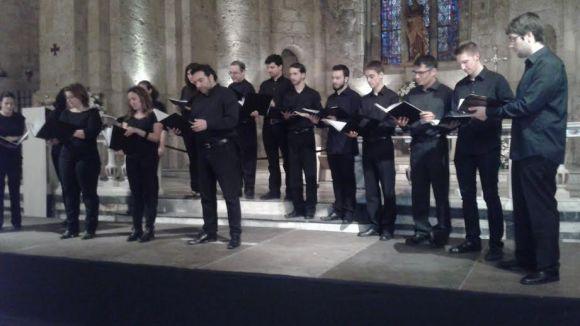 Camerata lloa la humanitat de la Verge Maria amb el concert del Monestir
