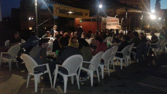 La CUP acusa l'equip de govern d'incomplir el Pacte per la Nit