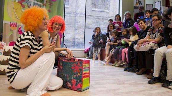 La presentació es fa a l'Abacus / Foto: Kids & Us