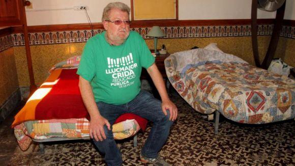 La CUP vol que el consistori se solidaritzi amb la vaga de fam de Jaume Sastre