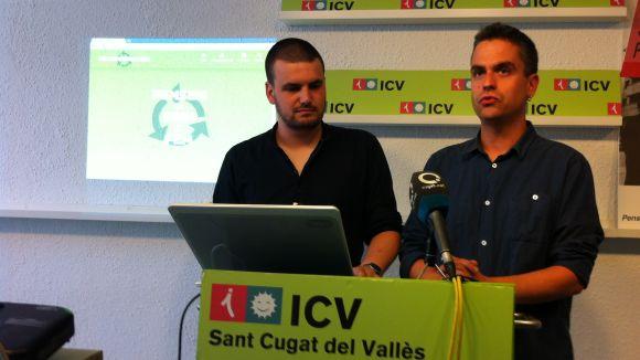 'Repensemsantcugat.cat', nou web d'ICV-EUiA