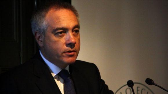 Villaseñor confia que la renúncia de Navarro faciliti una renovació del partit