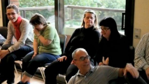 'El temps oportú' explora el món del teatre per a persones amb discapacitat