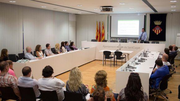 El model Sant Cugat, protagonista d'un curs de l'EIPA per administradors públics europeus