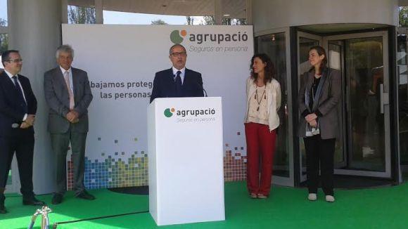 Puig preveu una nova era econòmica amb protagonisme de l'empresariat local