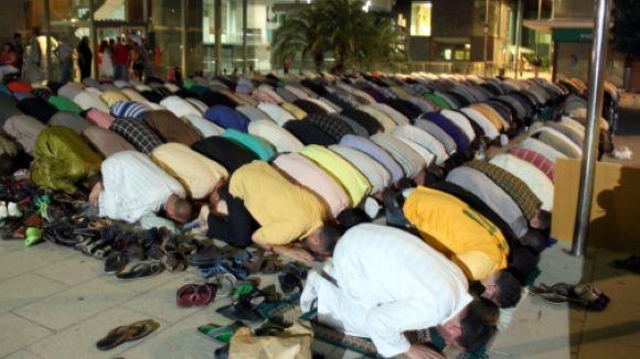 Els musulmans santcugatencs ja han començat el Ramadà