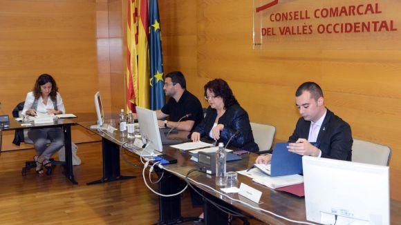 El Vallès Occidental consolida el seu programa de prevenció d'incendis