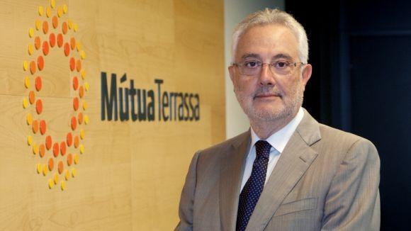 Josep Betriu es posa al capdavant de Mútua Terrassa