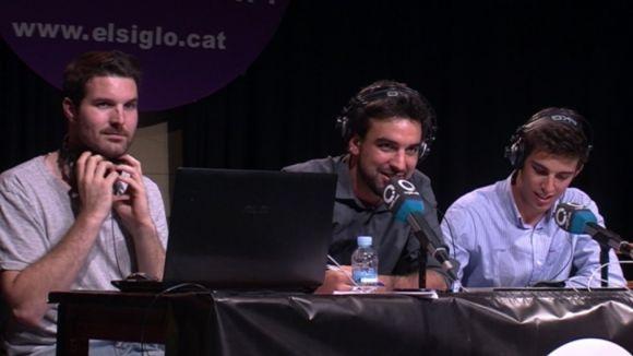 Traca final d''El Guirigall' amb un programa esbojarrat des d'El Siglo